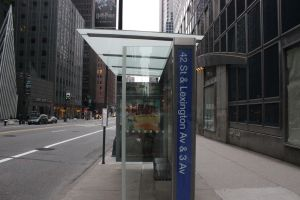 Bus Shelter by TheBuggynater