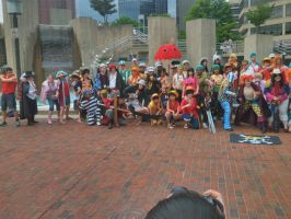 Otakon 2013 - One Piece Photoshoot 001 by mugiwaraJM
