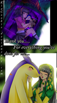 Pokemon: Thank you... by KiaCookie