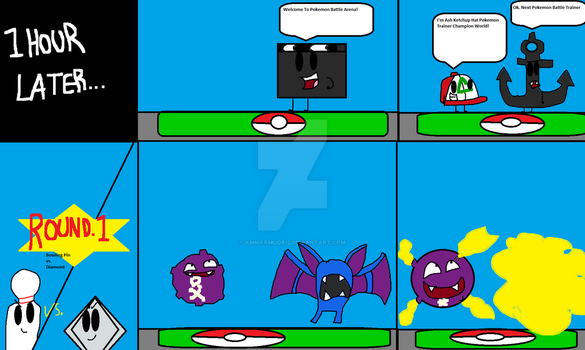 Object Hollywood Episode 5 Pokemon Page 3 by ammarmuqri2