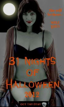 31 Nights Of Halloween 2012 teaser by FullMoonMaster