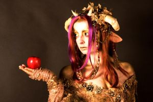 Autumn fairy by RobynGoodfellow