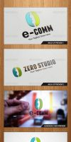 Communication Logo Template - Graphicriver by Changyik