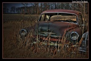 Color In The Weeds by boron