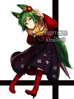 Adoptable auction #9 [END] by kthelimit