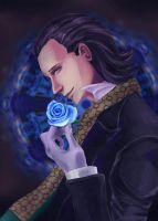 Loki: rose by teralilac