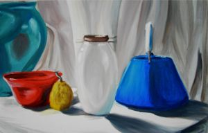 Still Life in Color by Tomecko