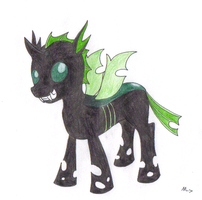 Beast Boy the Changeling by MetaLatias5