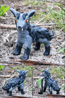 PKMN: Mightyena by yingmakes