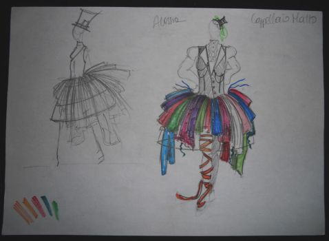 Mad Hatter by Lilclaire