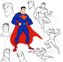 Superdad rebirth redesign by Salman64