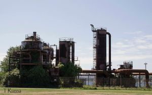 Gasworks Park  by TRunna