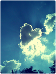 heart in the sky by Barcardi