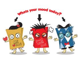 Whats your mood today? by wonkabuz