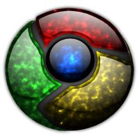 Google Chrome Icon by sollembum78