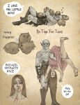 Warg Puppies and more by Michelangeline