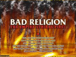 Bad Religion - Atheist Peace by Punkmetal72