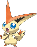 Victini Cursor by Shidei