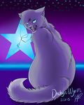 Bluestar's Insanity (Process Video!) by DrakynWyrm