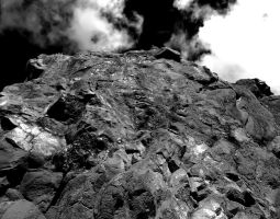 Rocky scape by ryanwaff