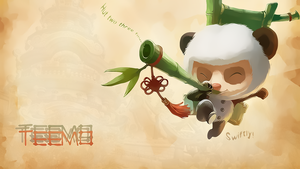 Teemo Wallpaper v1 by WrongBaku