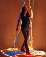 Multicolored Rope Lights by MordsithCara