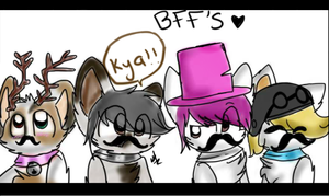 :Bff mostacho tfm: (Art not me!) by Alu12