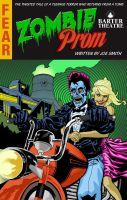 Zombie Prom Poster art by matthewchilders