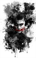 The Joker by ryky