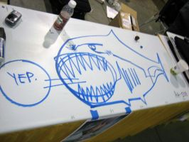 Shark Table by JimMahfood-FoodOne