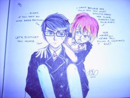 shuraXyukio :3 by psycho-eyes-ON