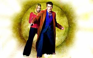 Rose And The Doctor Forever by mishlee