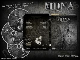 MDNA Tour Silver Edition by Mithrandir29