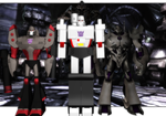 MMD - Megatron Generations by mattwo