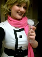 Mom Lalonde Cosplay- AWA 2012 by First-Mate-Kate