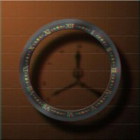Time of Death Chakram Anaglyph 3D by Shadow696