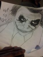 why so serious by vincinero