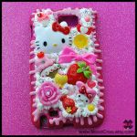 Hello Kitty Case by BloodCross