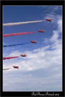 Red Arrows Portrush 2007 by Hybrid-Hawk