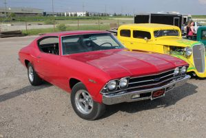 Stunning Chevelle by KyleAndTheClassics