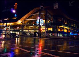 Vancouver Convention Center by hworangi107