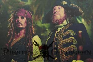 POTC 4 - Jack and Barbossa by me969
