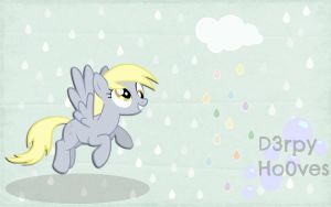 Derpy Hooves Wallpaper by Hatsunepie