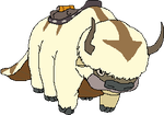 Appa sprite by Valforwing