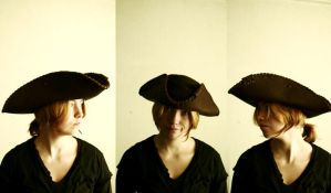 4. The Tricorne by Lynfir