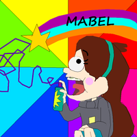 Mabel Pines by PepprCabbg