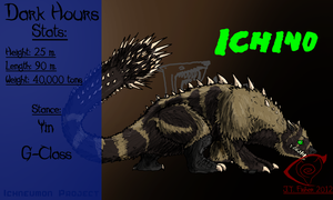 Dark Hours: Ichino by Vagrant-Verse
