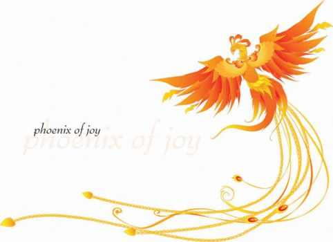 phoenix of joy by udunk