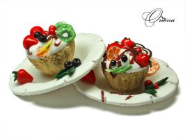 Fruit baskets - 4 by OrionaJewelry