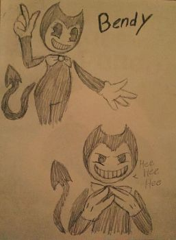 Bendy by ShinySmeargle
